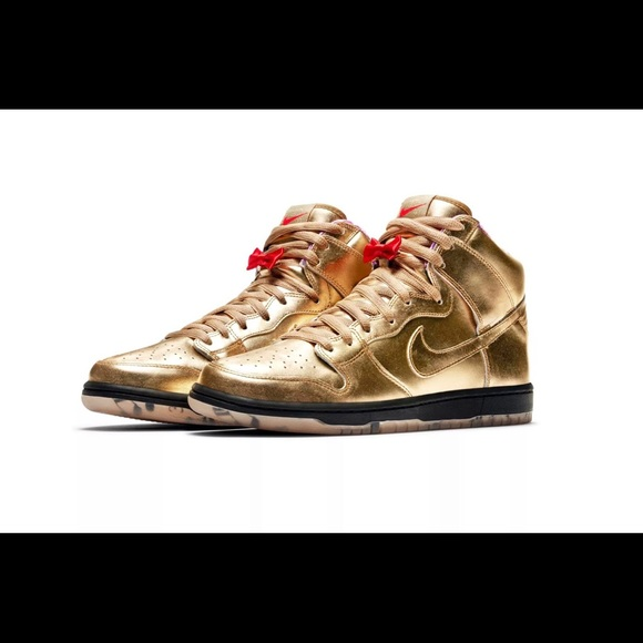 "best website 31c33 1d450 Nike SB Dunk High ""Humidity (Special Box)"" NWT"